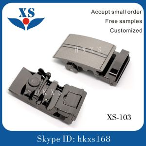 Hot Sales Custom Auto Buckle for Belt pictures & photos