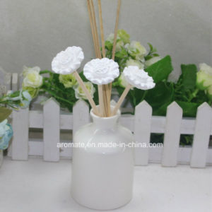 Ceramic Flower Aroma Reed Diffuser (CD-01) pictures & photos