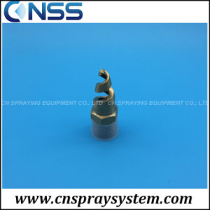 Brass Spiral Spray Nozzle Desulfurization Tower Nozzle pictures & photos
