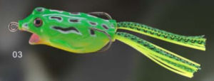 Good Design of Soft Frog Frog Lure Soft Lure pictures & photos