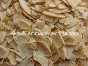 Garlic Root Slices