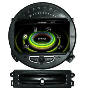 Car GPS for BMW Mini DVD Player with 1080P HD Video Bluetooth USB pictures & photos