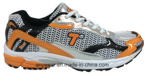 Sports Running Shoes for Men′s Athletic Footwear (815-2528) pictures & photos