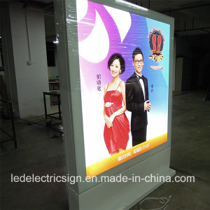 Acrylic Sign Stand for Advertising Display pictures & photos