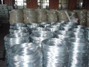 Hot Dipped Electro Galvanized Binding Iron Wire pictures & photos