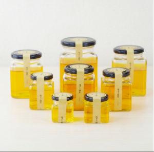 Glass Jam Jar Glassware Honey Jars with Lid pictures & photos