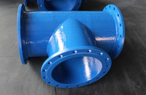 Jointing of Pipes, Fittings and Accessories, Di All Flanged Tee pictures & photos
