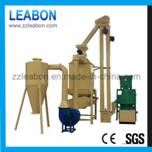 China Portable Biomass Wood Pellet Plant pictures & photos