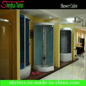 Luxury Tempered Painted Glass Steam Massage Bath Room (TL-8893) pictures & photos
