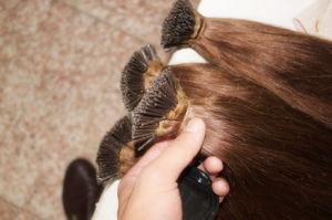 Pre-Bond Hair Extensions
