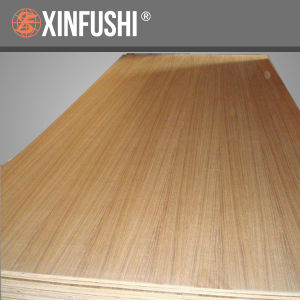Red Oak Plywood 3mm AA Teak Plywood pictures & photos