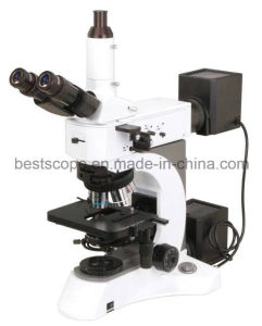 Bestscope Bs-6022RF Laboratory Metallurgical Microscope pictures & photos