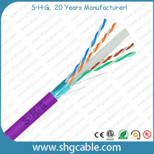 High Quality UL Ce LAN Cable Network Cable CAT6 FTP pictures & photos