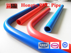 20*1.5mm Red and Blue PVC Electrical Conduit