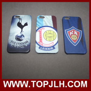 Customized for iPhone 4/4s 3D Sublimation Phone Case pictures & photos