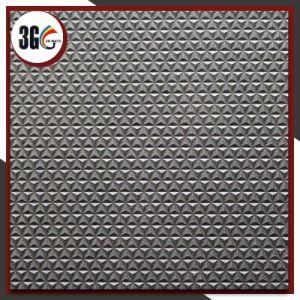 3G PVC Diamond Backing Double Color Door Mat pictures & photos