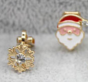 Christmas Jewelry/Christmas Earring/Christmas Snow (XER13364) pictures & photos