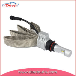 No Fans LED Headlight 6500k H4/H13/9004/9007/ H7/H8/H9/H10 Car Light