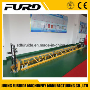 Furd Factory Supply Vibrator Concrete Screed Machines for Sale pictures & photos