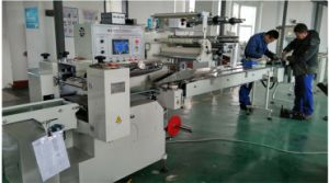 Automatic High Strenth Thermoshrinking Reciproceting Packing Machine pictures & photos