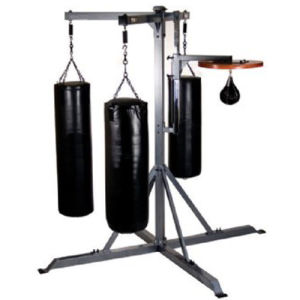 Commercial Heavy Bag Stand/Boxing Stand/Fitness Commercial Gym Equipment Boxing Stand pictures & photos