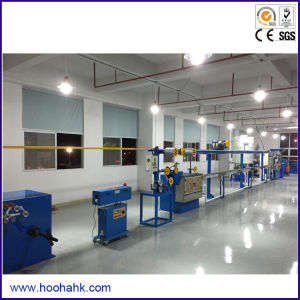 Wire and Cable Jacket Extruder Machine pictures & photos