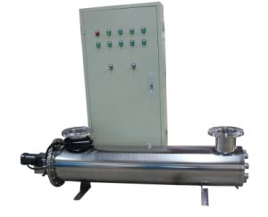 Drinking Water Treatment Automatic Motor Cleaning Ultraviolet Sterilizer pictures & photos