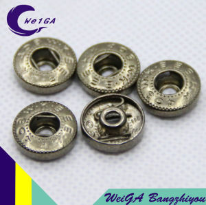 Metal Snap Buttons pictures & photos