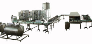 Automatic Glass Bottle Beverage Filling Machine with CE Mark pictures & photos