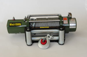 Heavy Duty Electric Winch 10000lb pictures & photos