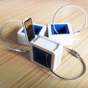 Pen Drive Cube USB Flash Drive Square Pen Drive Box USB Disk Rubik′s Cube pictures & photos
