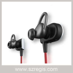 Earphone Sports Binaural Wireless Stereo Bluetooth 4.1 One Drag Two Headset pictures & photos