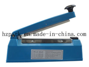 Plastic Hand Impulse Sealer/ Impulse Sealer for Plastic Bag/ 8′ 200mm Impulse Sealer (PFS-200) pictures & photos