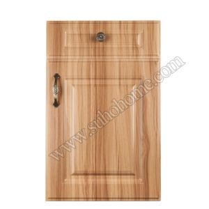 2015 Popular Design High Quality Interior MDF Door D30 (Teak)