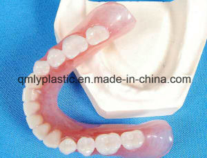 Dental Use/Medical Appliance Transparent Nylon Resin Tr90/PA12 Plastic Material pictures & photos