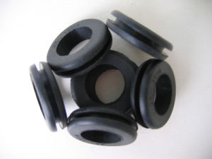 Solid Rubber Grommet for Panel Hole pictures & photos