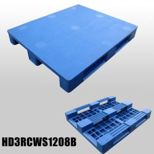Environmentally Friendly Closed Deck Hygeian Plastic Pallet From China pictures & photos