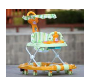 PU Wheel Baby Walker with Safe Belt pictures & photos