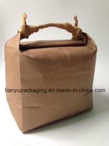 Multi-Ply Kraft Paper Flour Bag for 5 or 10kg pictures & photos