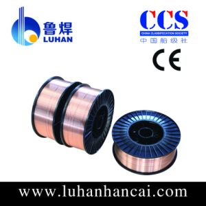 Copper Coated CO2 MIG Wire (ER70S-6) pictures & photos