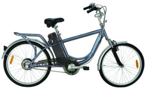 Hot Sale Cheap City Electric Bike Steel Frame pictures & photos