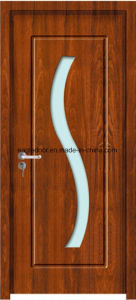American Latest Design PVC Interior Wooden Doors (EI-P176) pictures & photos
