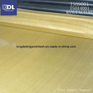 Cu65-Brass Plain Weave Wire Mesh pictures & photos
