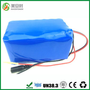 10400mAh 25.2V Lithium Battery