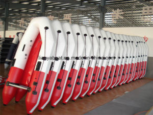 Sea and River Sports Dinghy Foldable Inflatable Boat China Factory pictures & photos