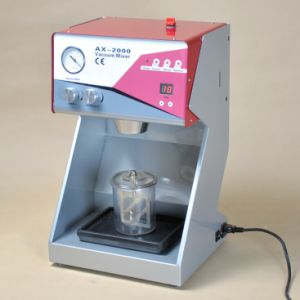 Ax-2000c+ Vacuum Mixer CE Approved pictures & photos