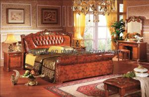 Antique Bed (F-512)