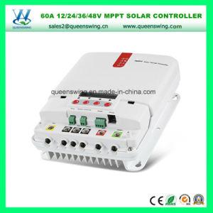 MPPT 60A 12/24/36/48V Auto Solar Controller pictures & photos