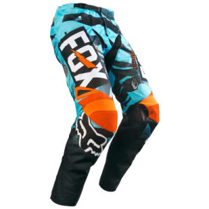 Blue Professional off-Road Mx Gear MTB Racing Sports Pants (MAP27) pictures & photos
