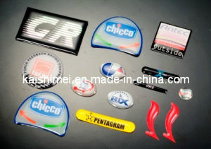 Transparent Epoxy Resin (used in nameplate) pictures & photos